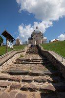 laiptai į Liškiavos Švč. Trejybės bažnyčią 4226