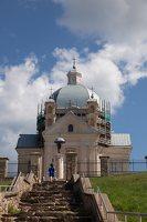 laiptai į Liškiavos Švč. Trejybės bažnyčią 4228