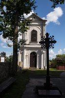 Leipalingio Švč. Mergelės Marijos Ėmimo į dangų bažnyčia · varpinė 4229