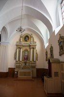 Leipalingio Švč. Mergelės Marijos Ėmimo į dangų bažnyčia · interjeras 4236