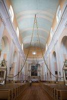 Veisiejų Šv. Jurgio bažnyčia · interjeras 4273