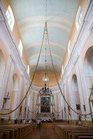 Veisiejų Šv. Jurgio bažnyčia · interjeras 4274