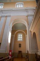 Veisiejų Šv. Jurgio bažnyčia · interjeras 4275