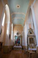 Veisiejų Šv. Jurgio bažnyčia · interjeras 4276