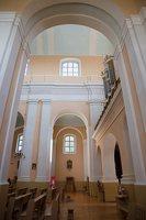 Veisiejų Šv. Jurgio bažnyčia · interjeras 4277