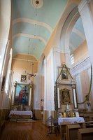 Veisiejų Šv. Jurgio bažnyčia · interjeras 4278
