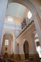 Veisiejų Šv. Jurgio bažnyčia · interjeras 4279