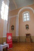 Veisiejų Šv. Jurgio bažnyčia · interjeras 4285