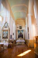Veisiejų Šv. Jurgio bažnyčia · interjeras 4297