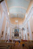 Veisiejų Šv. Jurgio bažnyčia · interjeras 4305