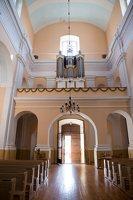 Veisiejų Šv. Jurgio bažnyčia · interjeras 4306