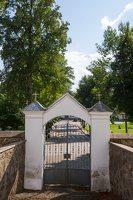 Veisiejų Šv. Jurgio bažnyčia · vartai 4311