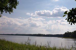 Veisiejų dvaro parkas · ežeras Ančia 4375
