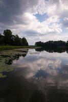 Veisiejų dvaro parkas · ežeras Ančia 4414