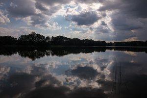 Veisiejų dvaro parkas · ežeras Ančia 4416