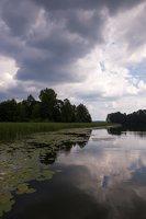 Veisiejų dvaro parkas · ežeras Ančia 4418