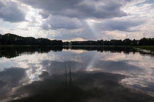 Veisiejų dvaro parkas · ežeras Ančia 4422