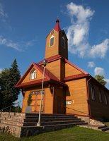 Kapčiamiesčio Dievo Apvaizdos bažnyčia 4451