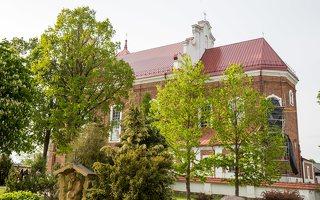 Šiluva · Švč. Mergelės Marijos Gimimo bazilika 0798