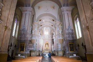 Šiluva · Švč. Mergelės Marijos Gimimo bazilika 0814