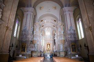 Šiluva · Švč. Mergelės Marijos Gimimo bazilika 0815