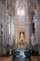 Šiluva · Švč. Mergelės Marijos Gimimo bazilika 0817