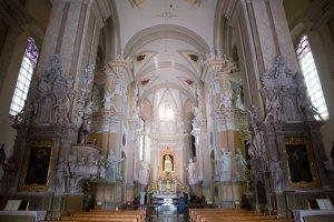 Šiluva · Švč. Mergelės Marijos Gimimo bazilika 0818