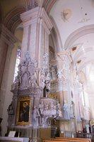 Šiluva · Švč. Mergelės Marijos Gimimo bazilika 0819