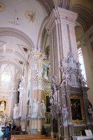 Šiluva · Švč. Mergelės Marijos Gimimo bazilika 0820