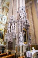 Šiluva · Švč. Mergelės Marijos Gimimo bazilika 0821