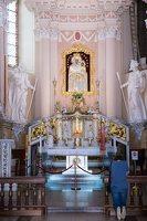 Šiluva · Švč. Mergelės Marijos Gimimo bazilika 0824
