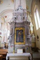 Šiluva · Švč. Mergelės Marijos Gimimo bazilika 0830