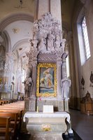 Šiluva · Švč. Mergelės Marijos Gimimo bazilika 0834