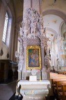 Šiluva · Švč. Mergelės Marijos Gimimo bazilika 0836