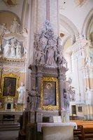 Šiluva · Švč. Mergelės Marijos Gimimo bazilika 0839