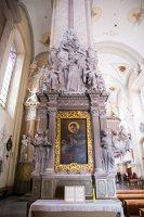 Šiluva · Švč. Mergelės Marijos Gimimo bazilika 0841