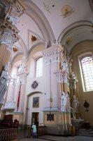 Šiluva · Švč. Mergelės Marijos Gimimo bazilika 0844