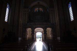 Šiluva · Švč. Mergelės Marijos Gimimo bazilika 0848