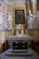 Šiluva · Švč. Mergelės Marijos Gimimo bazilika 0851