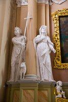 Šiluva · Švč. Mergelės Marijos Gimimo bazilika 0854