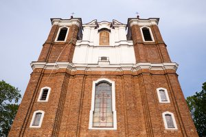 Šiluva · Švč. Mergelės Marijos Gimimo bazilika 0865