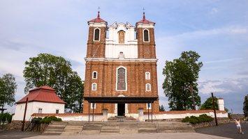 Šiluva · Švč. Mergelės Marijos Gimimo bazilika 0868
