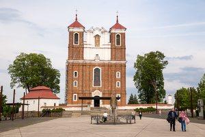 Šiluva · Švč. Mergelės Marijos Gimimo bazilika 0878