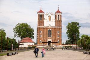 Šiluva · Švč. Mergelės Marijos Gimimo bazilika 0879