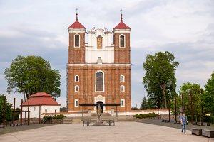 Šiluva · Švč. Mergelės Marijos Gimimo bazilika 0919