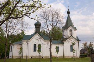 """Tytuvėnai · Dievo Motinos ikonos """"Kazanskaja"""" cerkvė 0933"""