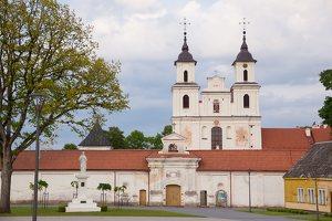 Tytuvėnai · bernardinų vienuolynas 0934