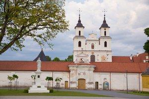 Tytuvėnai · bernardinų vienuolynas 0936