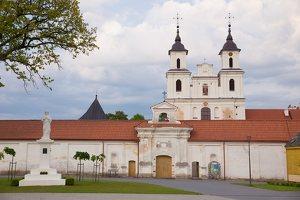 Tytuvėnai · bernardinų vienuolynas 0937