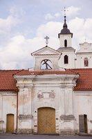 Tytuvėnai · bernardinų vienuolynas 0940